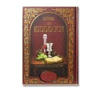 Livre du Kidouch - Hebreu / Phonétique