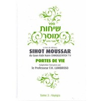 Sihot moussar Vaykra