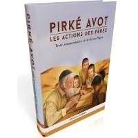 Pirke Avot - Les Actions des pères