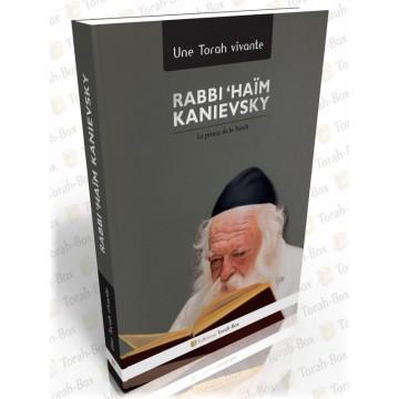 Rabbi 'Haïm Kanievsky