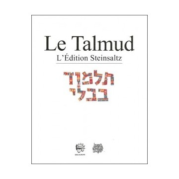 Talmud Steinsaltz - Guide du Talmud