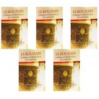 Set complet 5 Livres - Le Kouzari