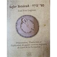 Le Sefer Yetsirah (Livre de la Formation) Hebreu / Francais