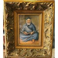Cadre Rabbi Yaakov Abehssera 2 - Abir Yaakov - Taille 32 * 27
