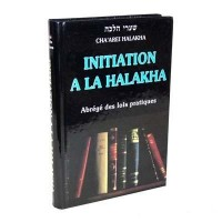 Initiation a la halakha