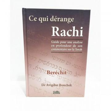 Ce qui dérange rachi Bérechit