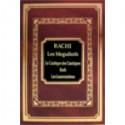 Rachi - Le cantique des cantiques, Ruth, Les Lamentations